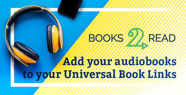 Audiobooks can now be saved to Universal Book Links